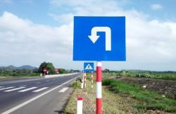 Mô tả biển báo giao thông